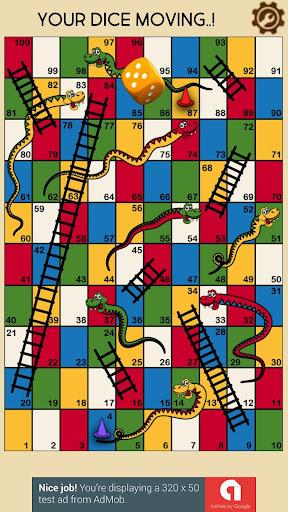 Snakes & Ladders 3D : Sap Sidi 0.1 screenshots 2