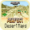 Desert Survive Map for MCPE icon