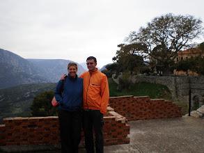 Photo: The Monastery of Saint Lukas