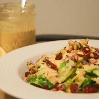 Crunchy Brussels Sprout Salad