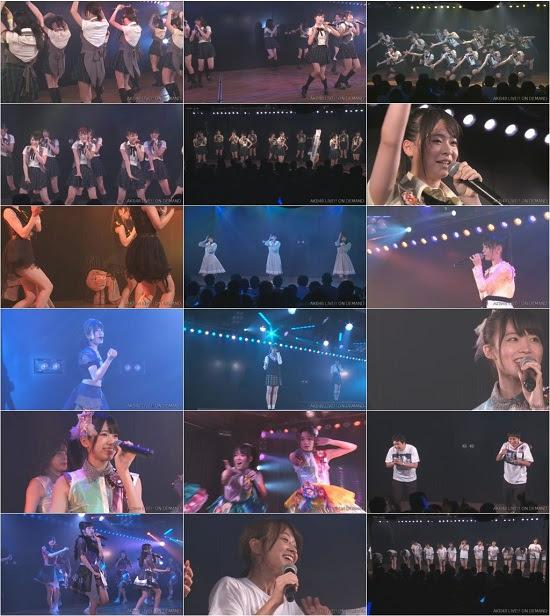 (LIVE)(720p) AKB48 トップリード 「君も8で泣こうじゃないか」公演 170902 170903