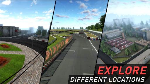 Garage 54 - Car Tuning Simulator apkpoly screenshots 5