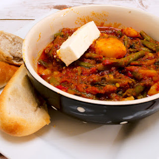 Vegetarian Beans In Tomato Sauce Recipes.