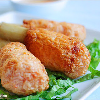 Vietnamese Sugar Cane Shrimp (Chao Tom)