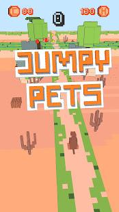 Jumpy Pets 5