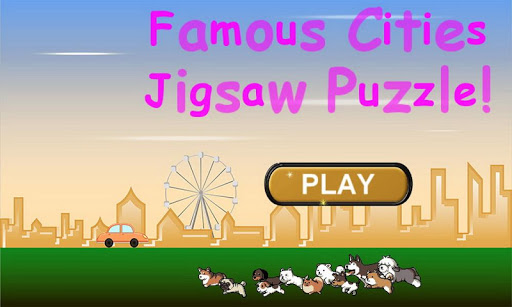 Famous Cities Jigsaw Puzzles