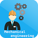 Mechanical engineering icon
