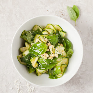 Zucchini Basil Salad Recipes