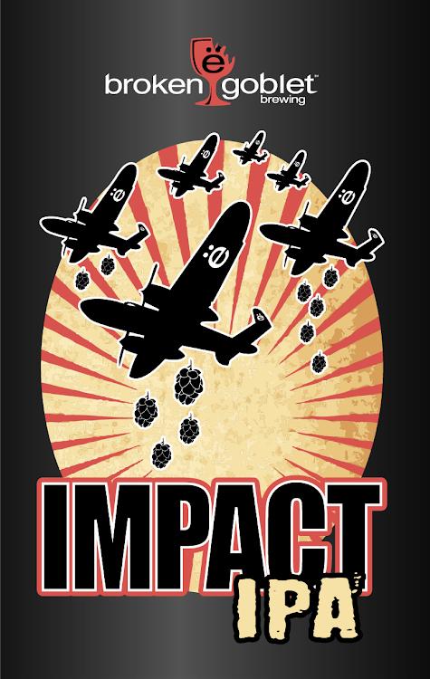 Logo of Broken Goblet Impact IPA