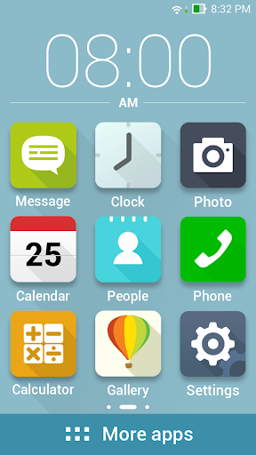 ASUS Easy Mode (ZenFone & Pad) screenshot 1