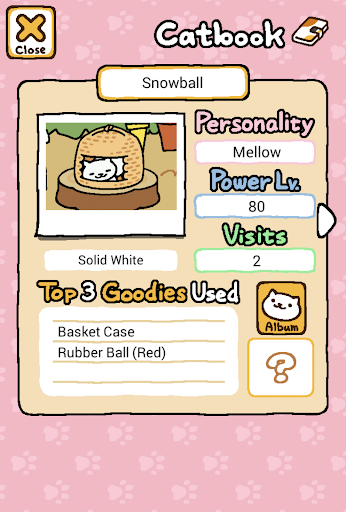 Neko Atsume: Kitty Collector apkpoly screenshots 13