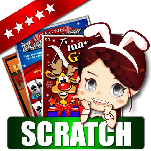 Lotto Scratch Off -Illustrator (game)