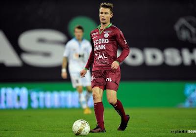 Jesper Jorgensen ne jouera pas contre le Standard: fin de parcours à Zulte?