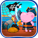 Pirate Games for Kids icon