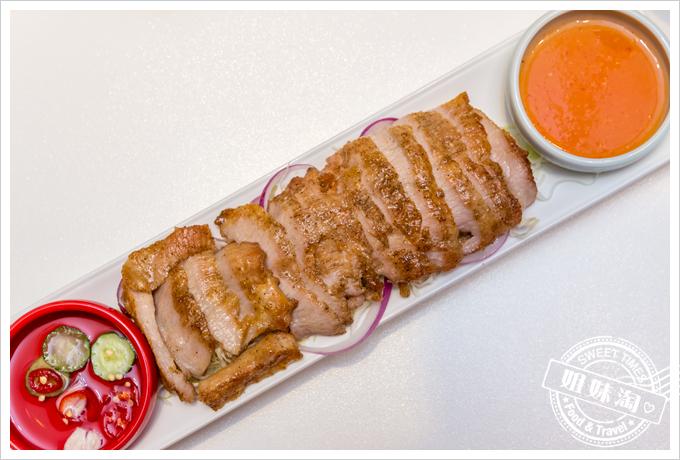 PAPAYA泰-泰式料理焱烤松阪豬