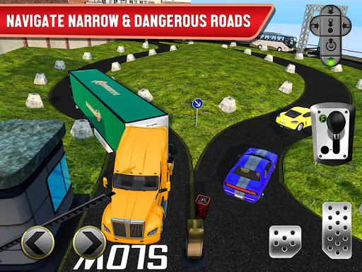 Ferry Port Trucker Parking Simulator apktram screenshots 8