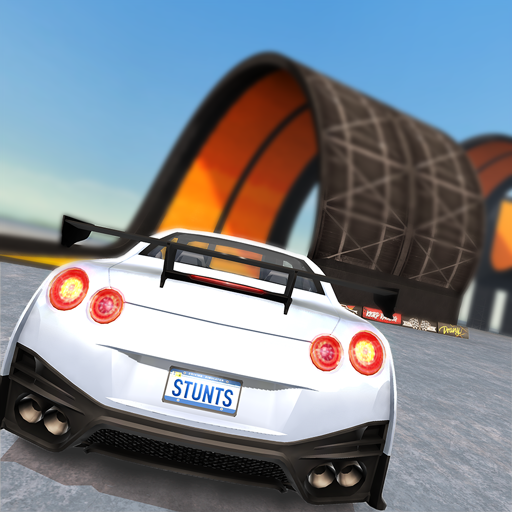 Car Stunt Races: Mega Ramps – APK MOD HACK – Dinheiro Infinito