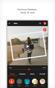 VideoShowLite: Video editor - náhled