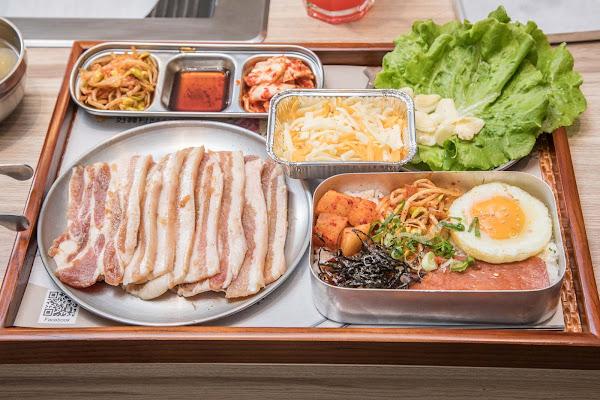 桃園韓式料理推薦,一個人也能吃的韓式鍋物燒肉!好韓村-韓風鍋物燒肉-新光三越桃園站前店