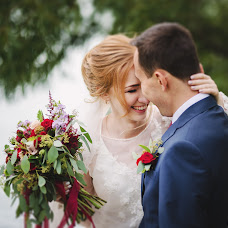 Wedding photographer Aleksandra Makarova (Aleksaa). Photo of 16.11.2017