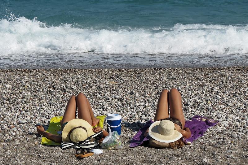 Vita da spiaggia di Ivan Fioravanti