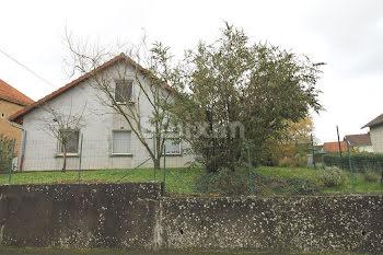 maison à Bouhans-lès-Montbozon (70)