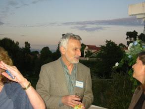 Photo: Professor Edi Karni