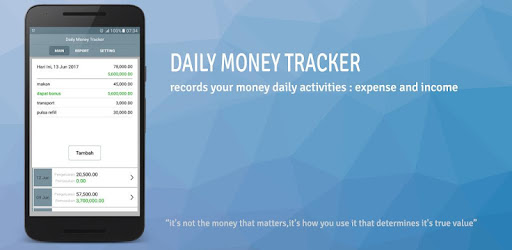 daily money tracker apps on google play
