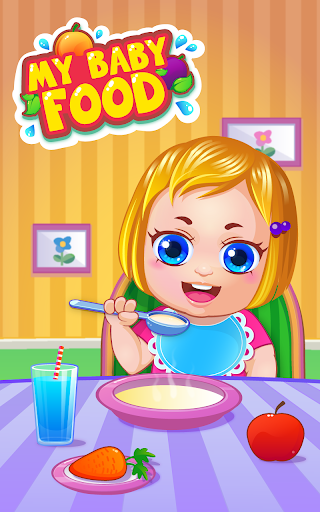 My Baby Food - Cooking Game  screenshots 7