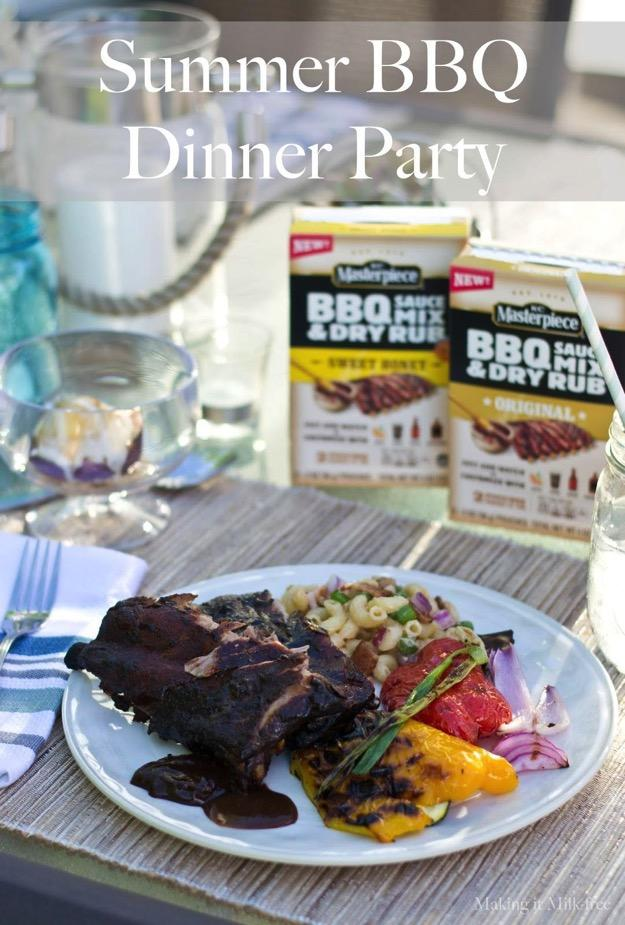 Even So It Is Nice To Be Able Easily Recreate That Delicious Bbq In The Comfort Of Our Backyard At Times