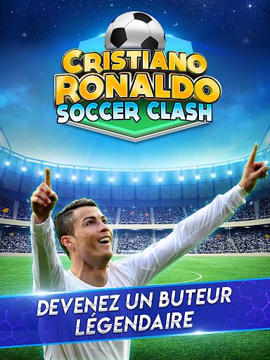 Ronaldo: Soccer Clash  screenshots 1