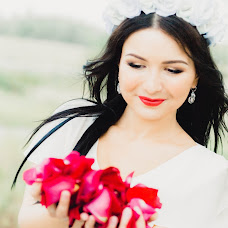 Wedding photographer Darya Zvyaginceva (NuDa). Photo of 24.09.2015