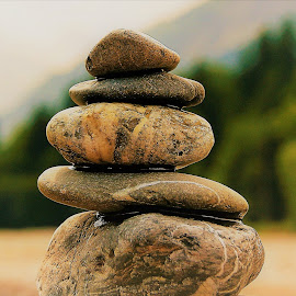 Equilibrium by Popa Adrian - Nature Up Close Rock & Stone ( rocks  abstract  equilibrium  nature )