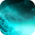 Awesome Sky : Parallax Space live wallpaper free icon