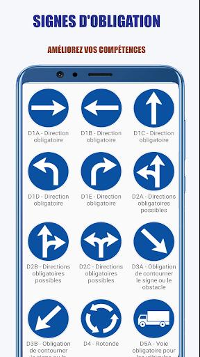 Code Triche Signalisation Routiu00e8re: Code de la Route APK MOD screenshots 2