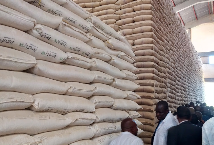 Let private sector import maize all the year round
