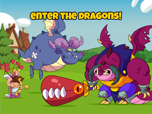 What the Hen: Enter the Dragons! apkmr screenshots 7