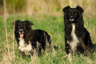 Photo: Mutter und Sohn: Cooma und Nian