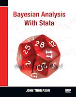 Bayesian Analysis with Stata, John Thompson