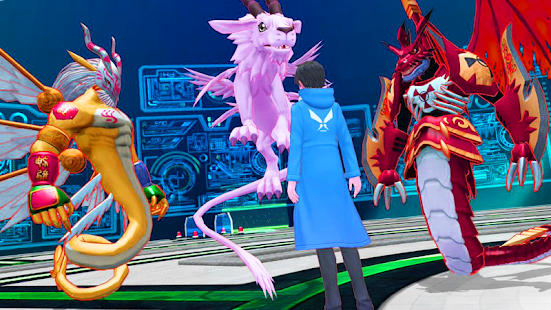 -Digimon Story : Cyber Sleuth Hacker M- Guide Game - náhled