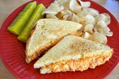 "Sharp & Spicy Pimento Cheese ""Because not having a little spicy pimento..."