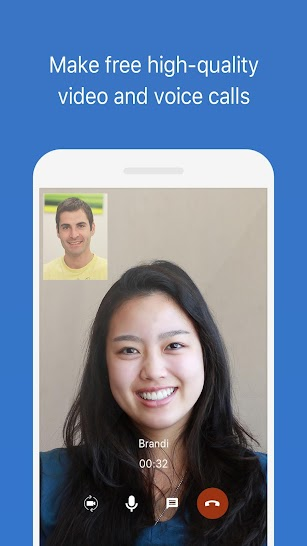 imo free video calls and chat screenshot for Android