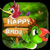 Happy Bird Garden Game