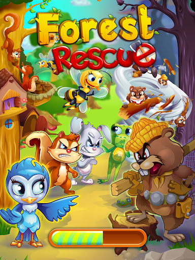 Forest Rescue: Match 3 Puzzle 12.0.3 6