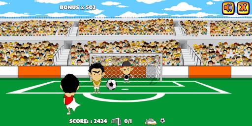 Tendangan Garuda Game 1.0.0 screenshots 2