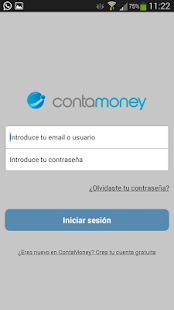 ContaMoney: miniatura de captura de pantalla