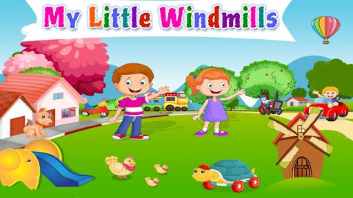 My Little Wind Mills Free