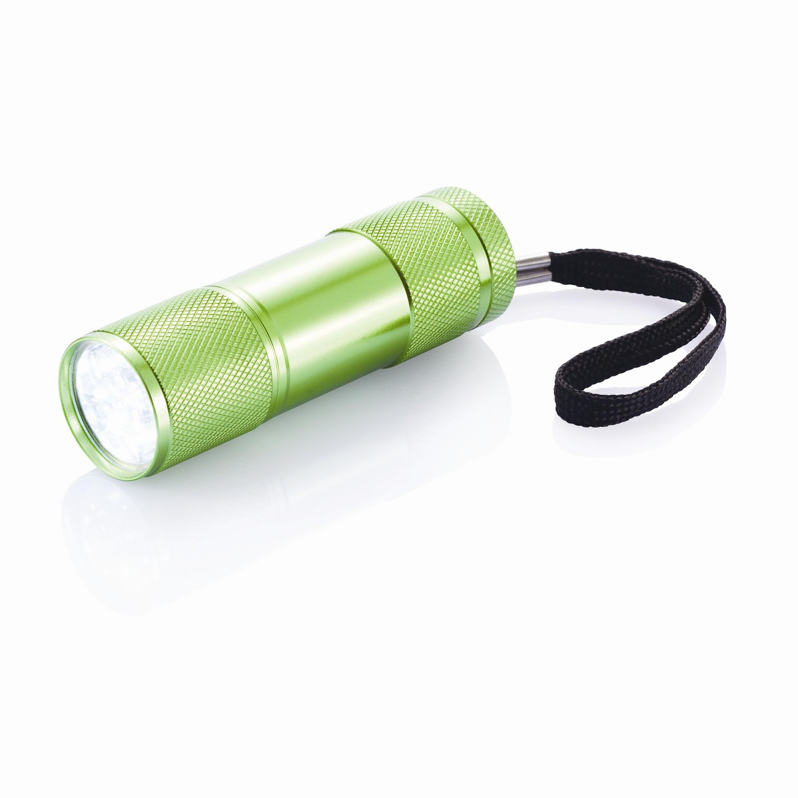 LED Aluminium Metal Torch