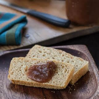 Honey Wheat English Muffin Bread.