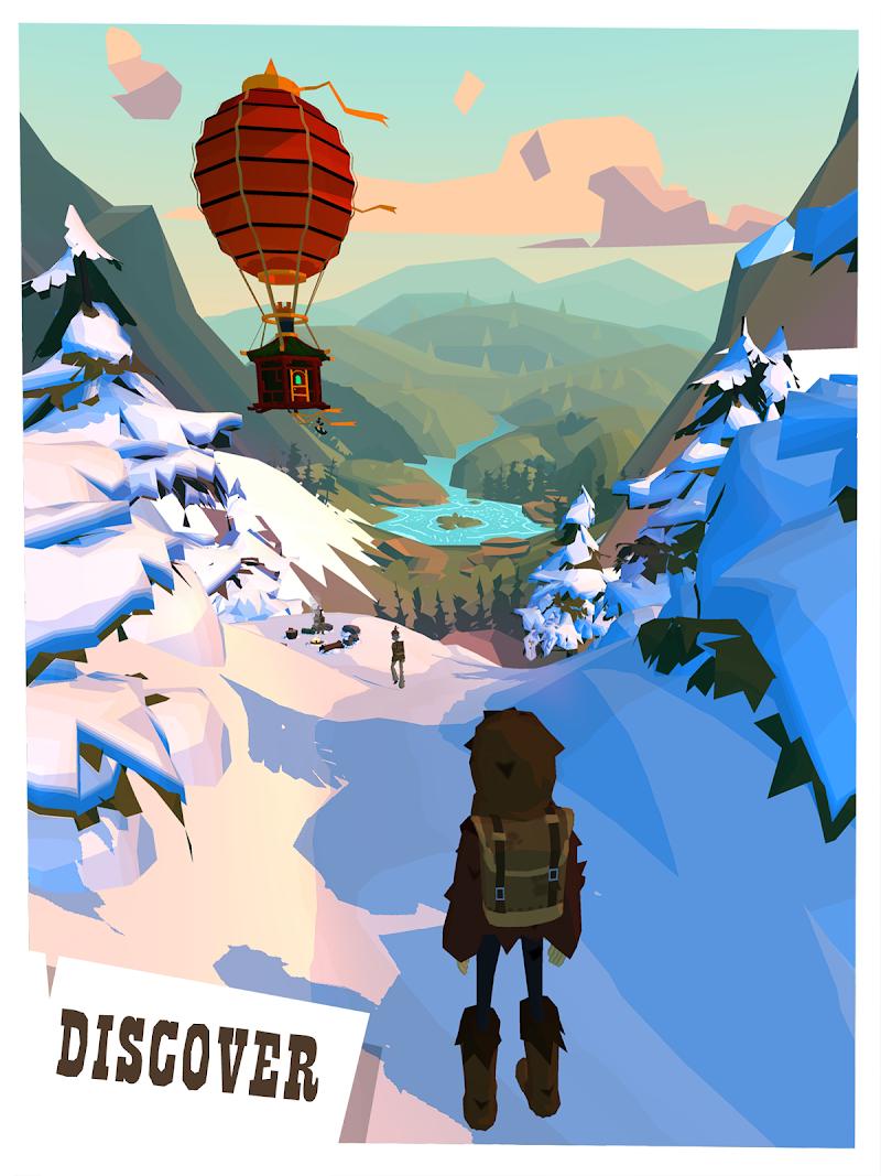 The Trail Screenshot 7